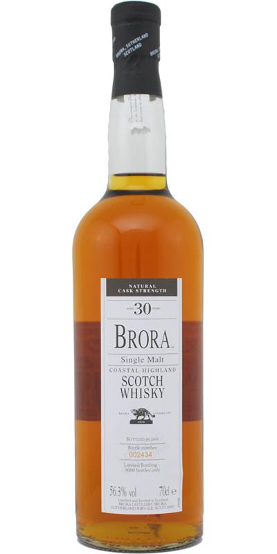 Brora  4th Release