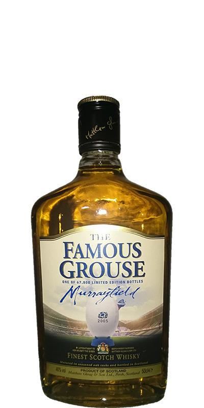 The Famous Grouse Murrayfield