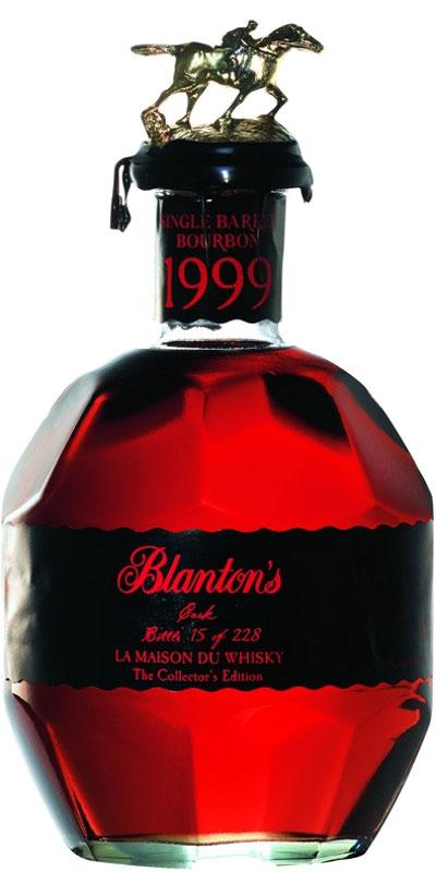 Blanton's 1999 - Single Barrel Bourbon