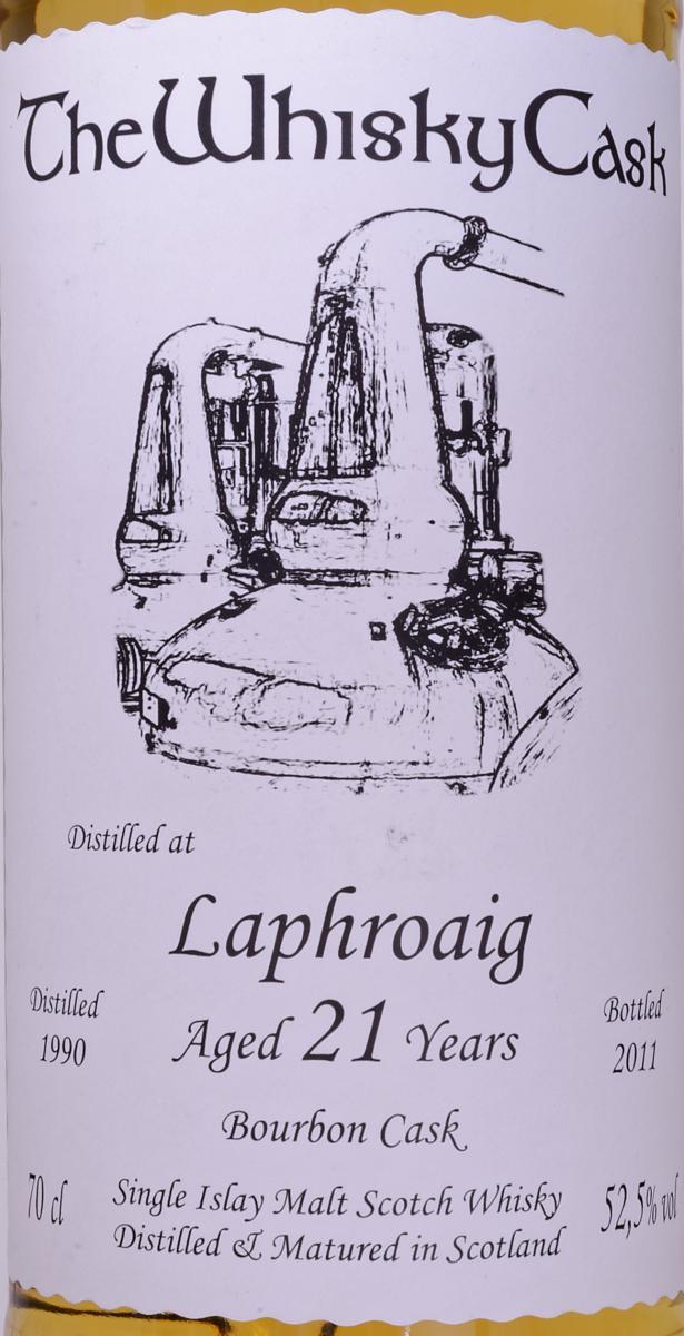 Laphroaig 1990 TWC