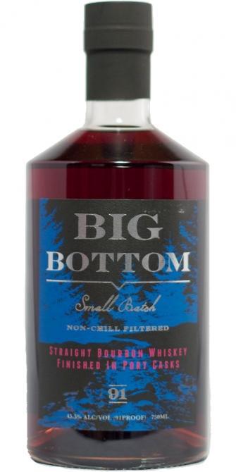 Big Bottom Small Batch - Port Cask