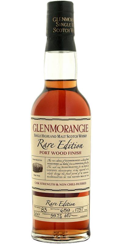 Glenmorangie Rare Edition