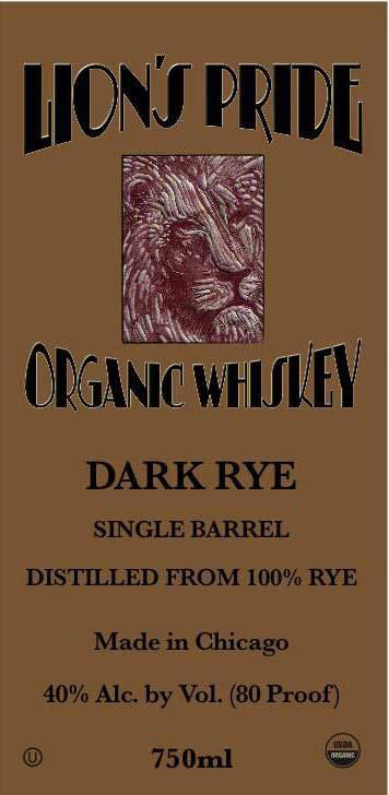 Lion's Pride Dark Rye
