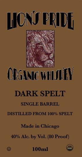 Lion's Pride Dark Spelt