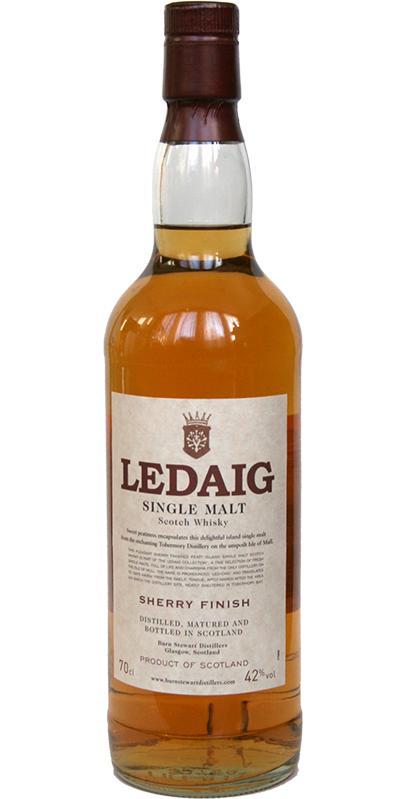 Ledaig 07-year-old