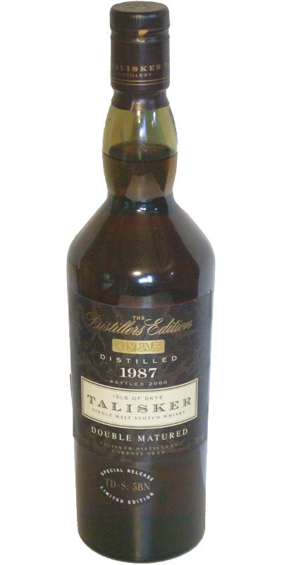 Talisker 1987