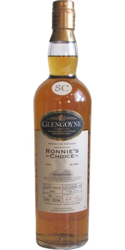 Glengoyne 1982