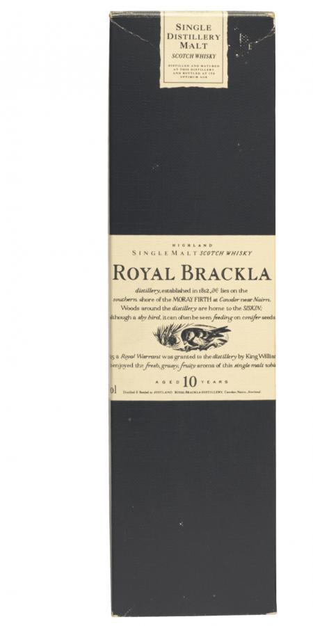 Royal Brackla 10-year-old