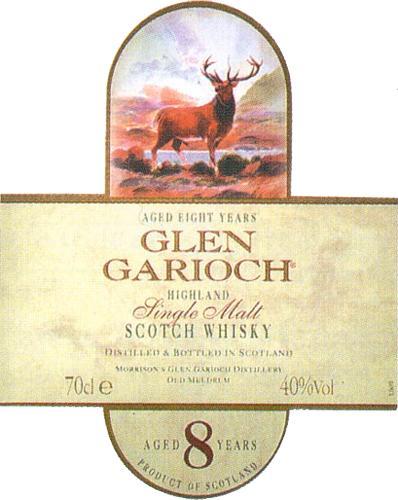Glen Garioch 08-year-old