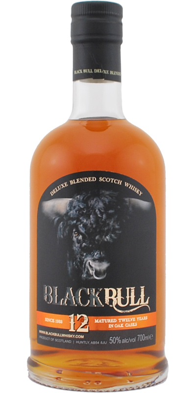 Black Bull 12-year-old DT