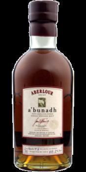 Aberlour A'bunadh batch #08