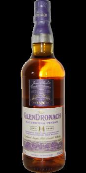 Glendronach 14-year-old Sauternes Finish