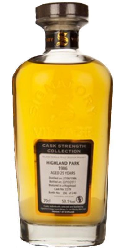 Highland Park 1986 SV