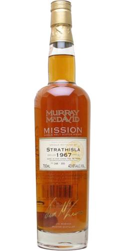 Strathisla 1967 MM
