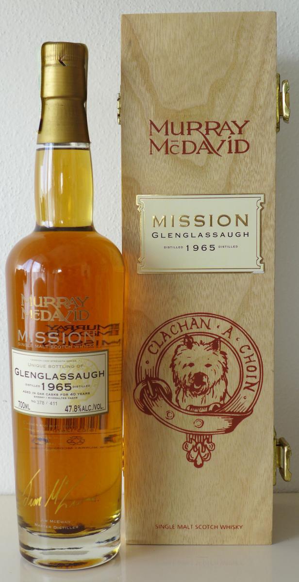 Glenglassaugh 1965 MM