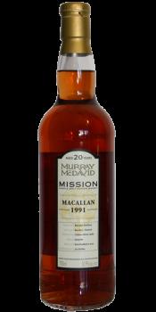 Macallan 1991 MM