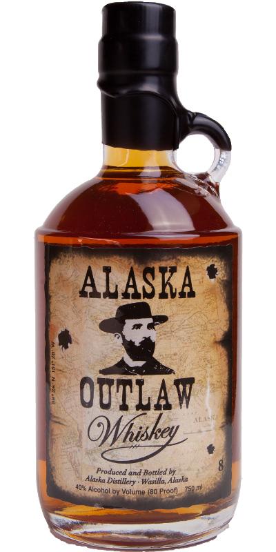 Alaska Outlaw Whiskey