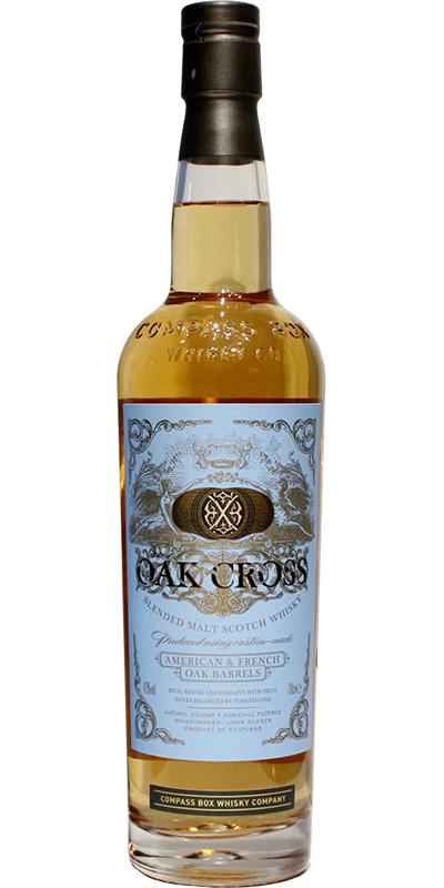 Oak Cross The Signature Range CB