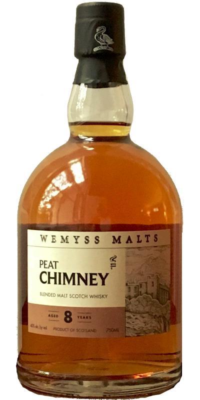 Peat Chimney 08-year-old Wy