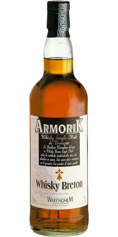 Armorik Whisky Breton