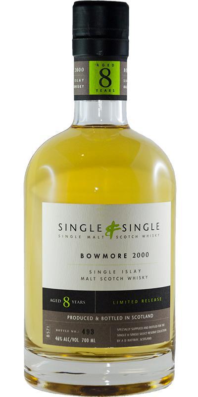 Bowmore 2000 S&S