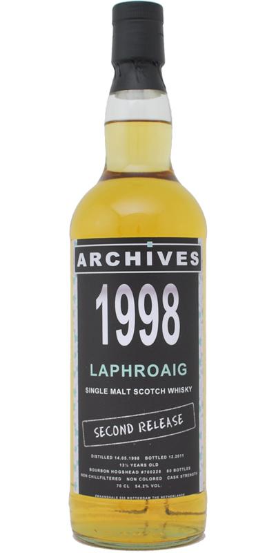 Laphroaig 1998 Arc
