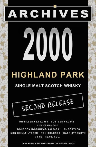 Highland Park 2000 Arc