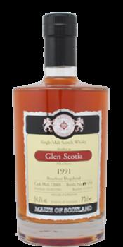 Glen Scotia 1991 MoS