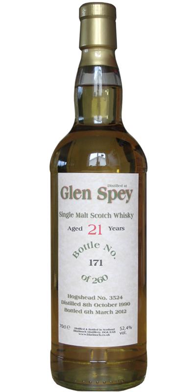 Glen Spey 1990 BF