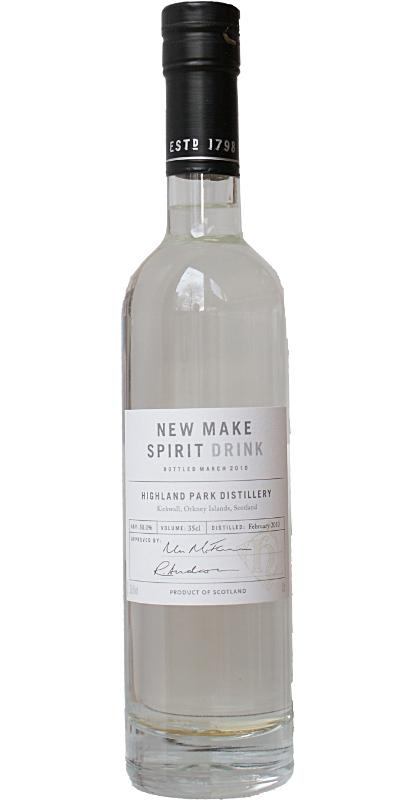 Highland Park New Make Spirit Drink