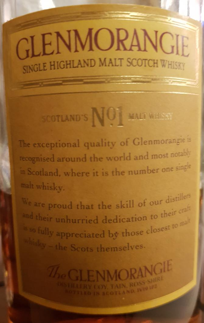 Glenmorangie 25-year-old