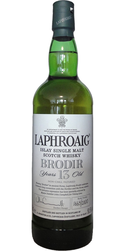 Laphroaig 13-year-old