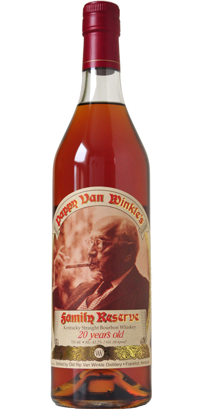 afd00396cc5 Pappy Van Winkle s 20-year-old - Ratings and reviews - Whiskybase