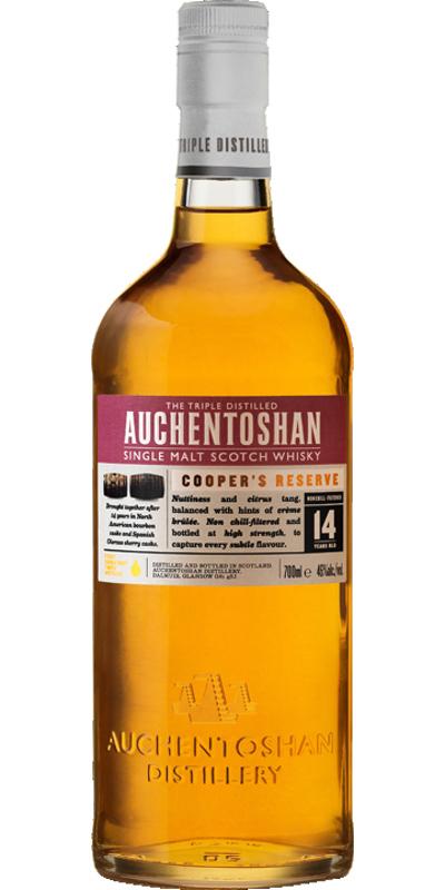 Auchentoshan Cooper's Reserve