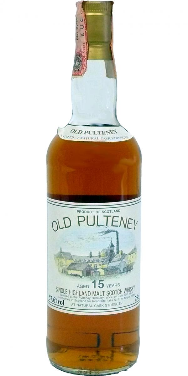 Old Pulteney 1974 It