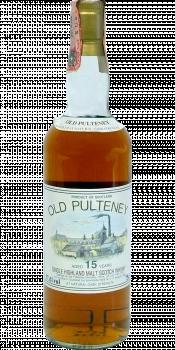 Old Pulteney 1974 It