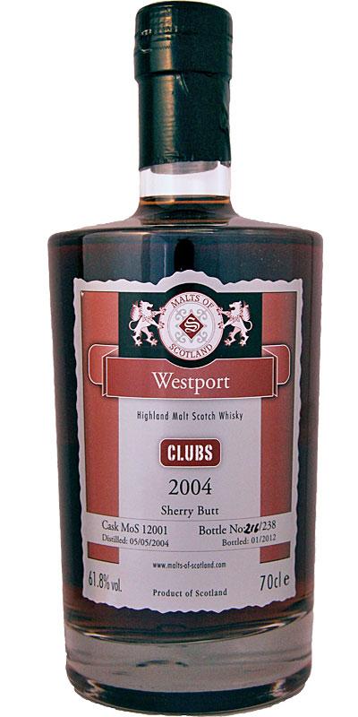 Westport 2004 MoS