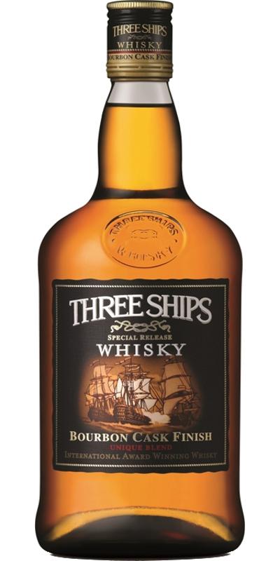 Three Ships Bourbon Cask Finish