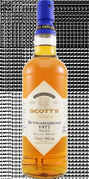 Bunnahabhain 1977 Sc