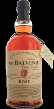 Balvenie 1991 Rose