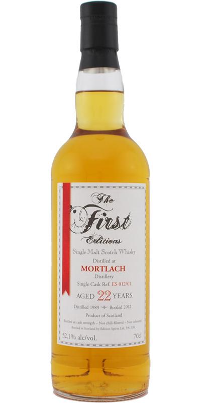 Mortlach 1989 ED