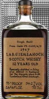 Largiemeanoch 1967