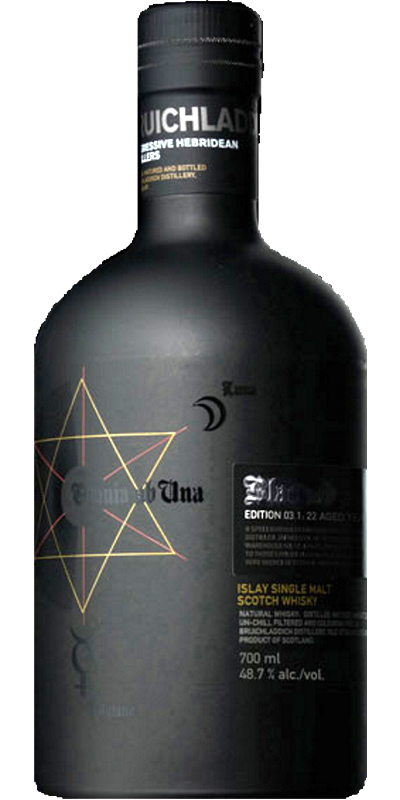 Bruichladdich Black Art 03.1