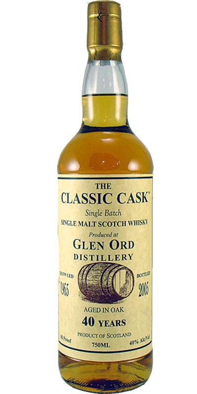 Glen Ord 1965 TCC