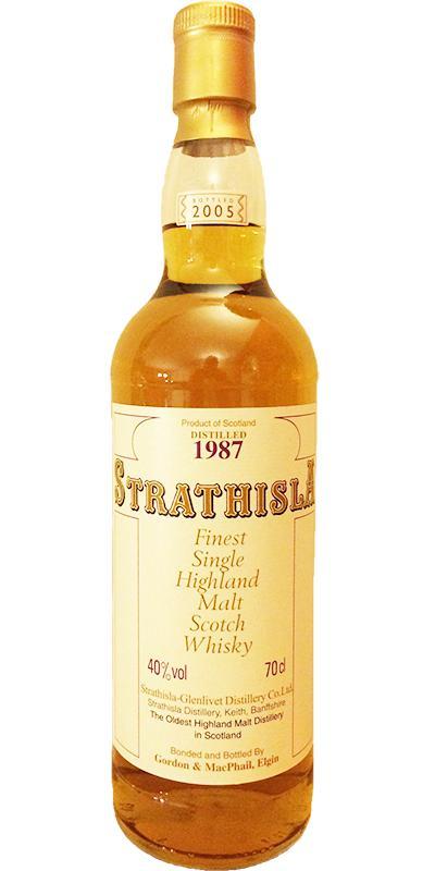 Strathisla 1987 GM