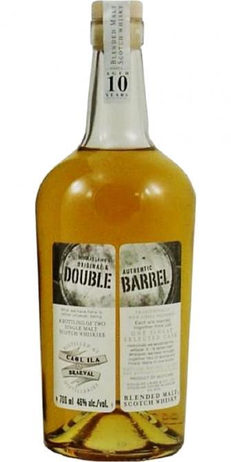 Double Barrel Caol Ila / Braeval DL
