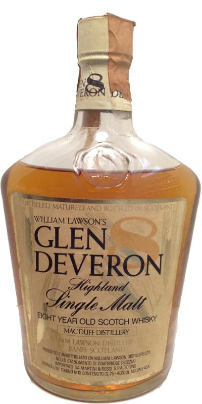 Glen Deveron 08-year-old