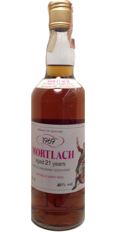 Mortlach 1969 GM