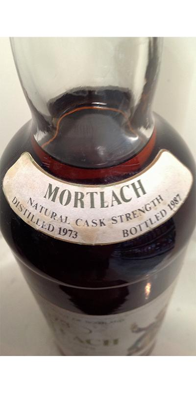 Mortlach 1973 GM