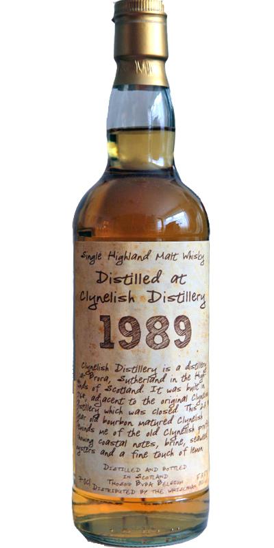 Clynelish 1989 TI